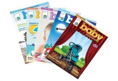 Baby Planeta - Kepromov besplatni časopis za potrošače
