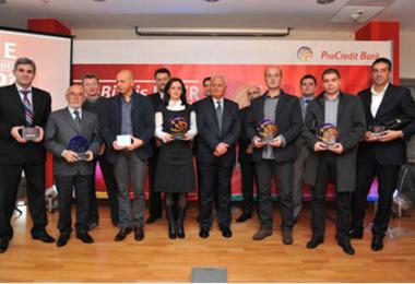 Keprom osvojio drugu nagradu na izboru ProBiznis Lider 2010.