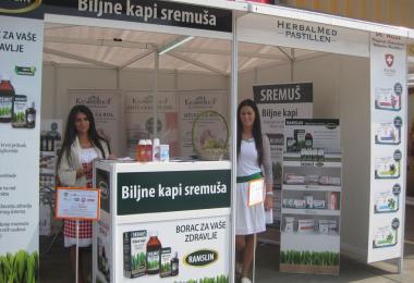Uspešan nastup Keproma na prvom Sajmu za žene