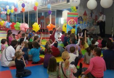 Kompanija Keprom na Trinaestom dečjem sajmu