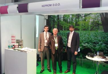 Kompanija Keprom uspešno nastupila na sajmu Finished Products Europe u Ženevi