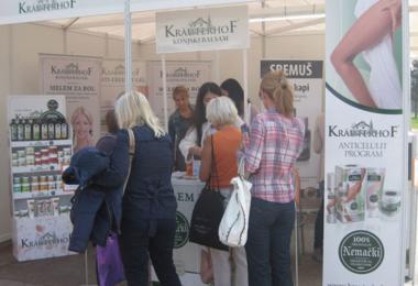 Kompanija Keprom na IV sajmu za žene