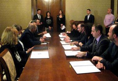 Kompanija Keprom potpisala Ugovor o donaciji za bebi paket