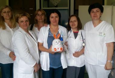 Kompanija Keprom domovima zdravlja donirala 62 PiC inhalatora za decu
