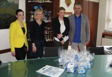 Kompanija Keprom donacijom pomogla mališane u Zvečanskoj