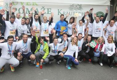 Kompanija Keprom osvojila dve medalje na 30. Beogradskom maratonu
