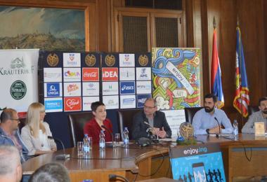 Kompanija Keprom predstavila plan aktivnosti u susret jubilarnom 30. Beogradskom maratonu