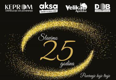 Keprom grupa proslavila četvrt veka uspešnog poslovanja