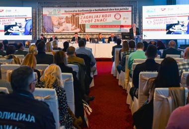 Kompanija Keprom podržala Drugu nacionalnu konferenciju o bezbednosti dece kao putnika