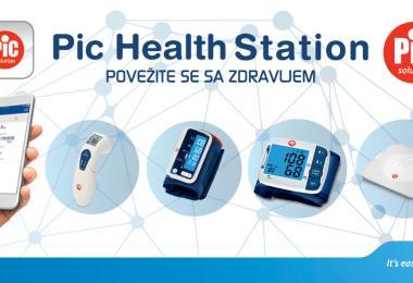Connected, nova linija kojom je brend PiC ušao u svet digitalne zdravstvene zaštite, dostupna u Srbiji