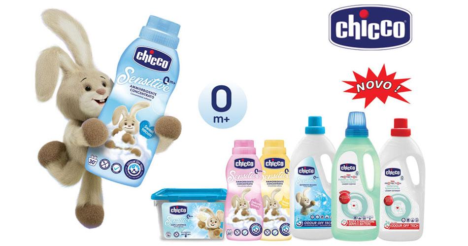 Higijenski deterdžent i aditiv - novi proizvodi iz Chicco linije Home care